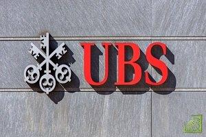 Крупнейший швейцарский банк UBS ухудшил прогноз курса российского рубля по отношению к доллару