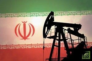 Иран снизил добычу нефти в июле на 40 тысяч б/с по сравнению с июнем - до 3,75 млн б/с,