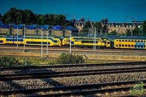 В компании подтвердили готовность остановить движение поездов в сторону России