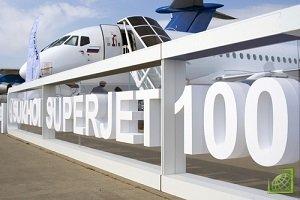 США не намерены вводить запрет на поставку комплектующих для самолетов Sukhoi Superjet 100