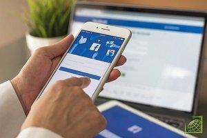 Сотрудники социальной сети Facebook заблокировали свыше 800 страниц и аккаунтов пользователей за распространение ложной информации