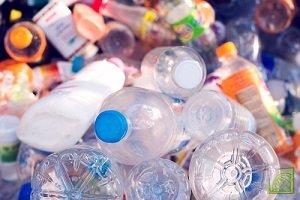 Чтобы получить вознаграждение, нужно доставить пластиковые отходы в специальные пункты приема