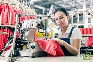 Рост промышленного производства и инвестиций в Китае ускорился в октябре