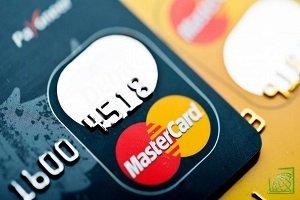Американская MasterCard является второй по величине платежной системой в мире