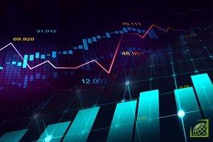 Участники торгов обратили внимание на то, что основные фондовые индексы США во вторник выросли на 0,4-0,7%