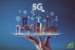 """Беспроводная сеть пятого поколения обещает более быструю скорость, меньшую задержку или """"зависание"""" при подключении к сети"""