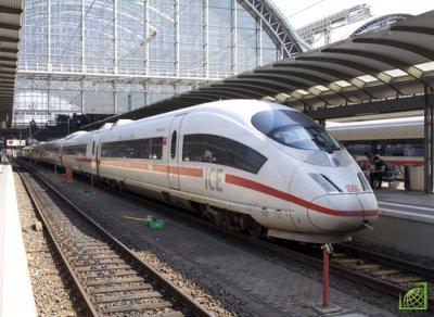 Причиной возросших случаев опозданий поездов были экстремальные погодные условия и декабрьские забастовки транспортников.