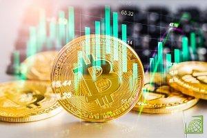 В феврале, когда стоимость bitcoin повысилась на 10%, MFI достиг отметки в 44, подтвердив, по мнению О. Годбоула, тот факт, что дно было пройдено