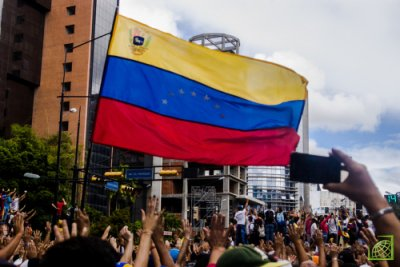 Ранее сообщалось, что в Венесуэле заявили о переносе офиса нефтяной госкомпании в Москву