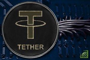 Начиная с 08.04.2019 Tether начал увеличивать предложение USDT