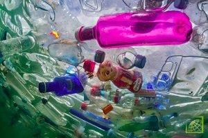 Сейчас в Канаде перерабатывается менее 10 процентов отходов из пластика