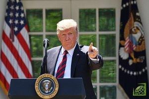 Трамп заявил, что Ирану «никогда не получить ядерное оружие»