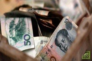 Китай в настоящее время является крупнейшим официальным мировым кредитором