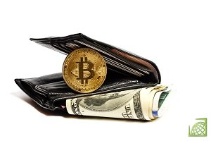 Bitcoin торгуется в районе 9 553 доллара за монету, опустившись за сутки более чем на 11%