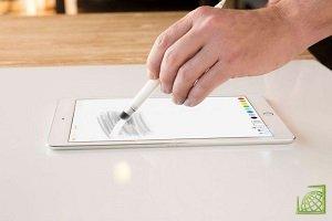 Поддержка Apple Pencil до этого широко не обсуждалась