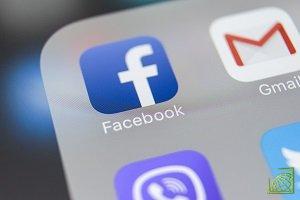81% пользователей Facebook жаловались на сбои в работе сайта