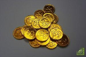 На мировом рынке появилось контрафактное золото