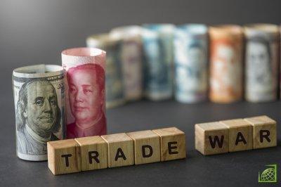 Очередной раунд торговых переговоров между США и Китаем проходит на текущей неделе в четверг и пятницу