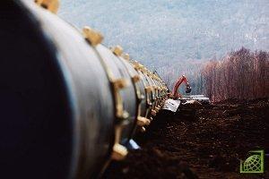 """Трубопровод """"Турецкий поток"""" будет иметь протяженность около тысячи километров"""