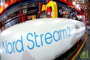 «Северный поток-2» планировали достроить к концу 2019 года