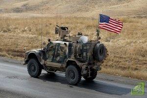 Нефть в подконтрольных американским военным районах на востоке Сирии добывается местными властями и идет на благо местных общин