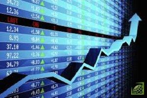 Индекс S&P 500 впервые преодолел отметку в 3.300 пунктов в четверг