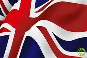Темпы роста ВВП Великобритании за февраль 2020 года сократились на 0.1%