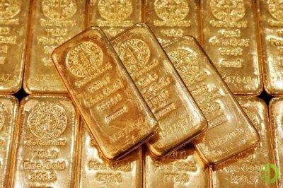 Золото нашло поддержку на уровне 1.794,10 долл. и сопротивление — на 1.844,85 долларов