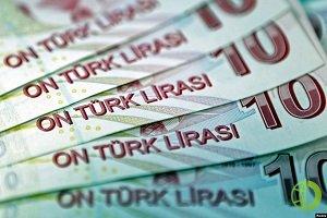 Турецкая лира стремительно падает к доллару США
