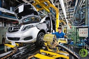В Германии рост промпроизводства в июне составил 8,9%