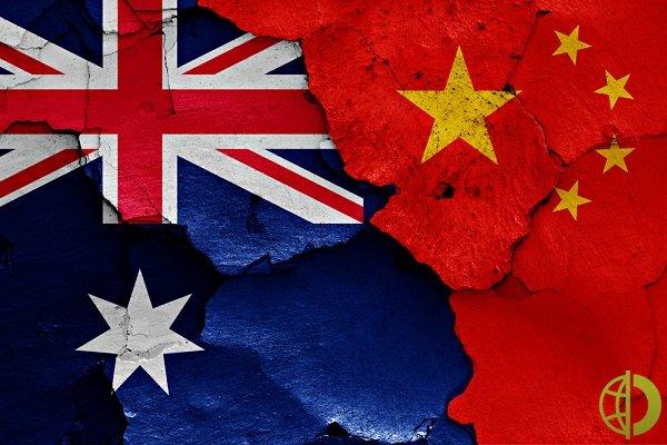 Ухудшение торговых и политических отношений между двумя странами произошло после заявления Австралии провести детальное международное разбирательство о происхождении и распространении COVID-19