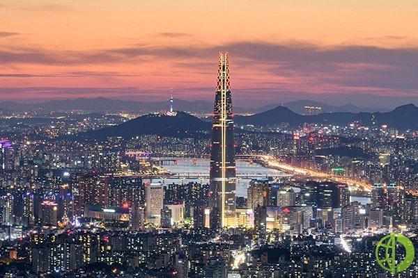 ВВП Южной Кореи упадет в 2020 году всего на 1,1%