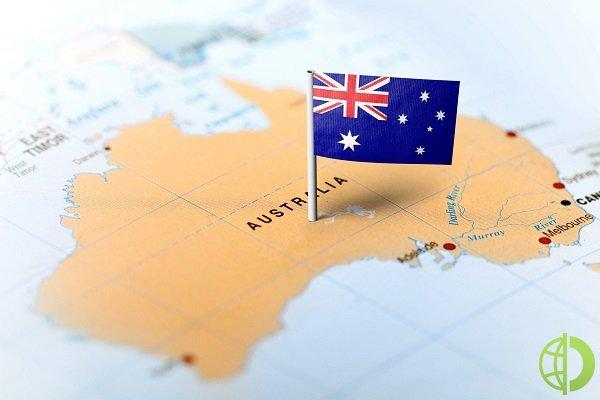 Экономика Австралии в Q3 выросла на 3,3%