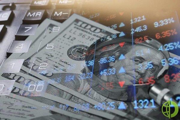 Американский доллар продолжает падать