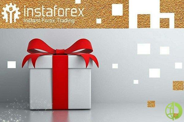 ИнстаФорекс подготовил акцию к Новому году