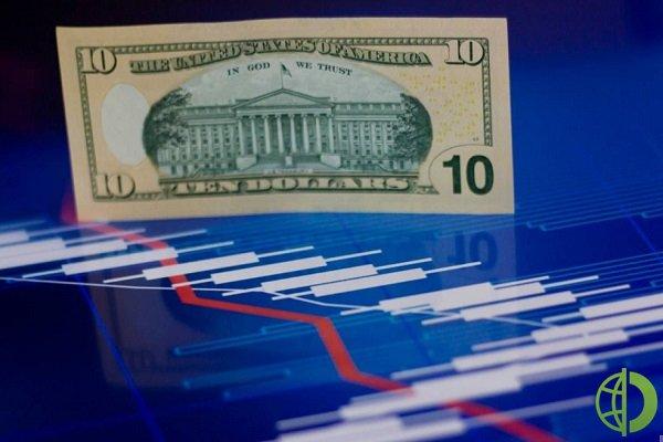 По отношению к иене доллар подешевел на 0,2%, до уровня ¥102,92