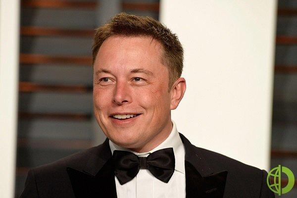 Акции Tesla выросли на 4,7% во вторник, в результате чего собственный капитал Маска вырос на 7,8 млрд долларов
