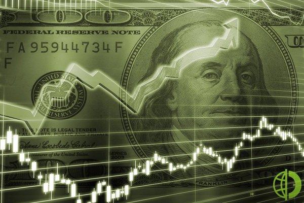 Курс доллара на сегодня: Американская валюта снижается относительно евро