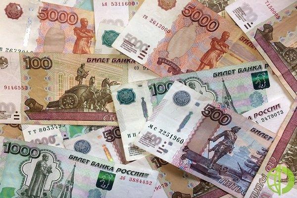 В начале января рубль был признан самой недооцененной в мире валютой