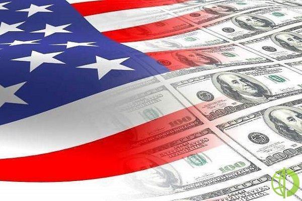 Курс доллара США снижается к большинству мировых валют