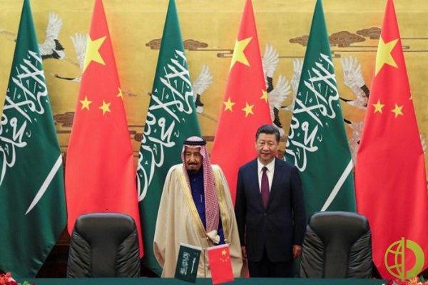 Цены на нефть: Саудовская Аравия обогнала Россию по объемам поставок в Китай