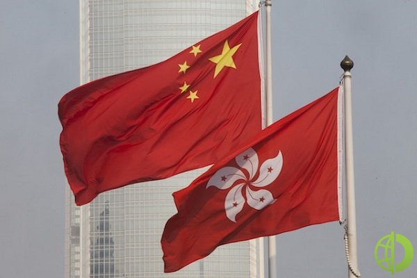 Форекс : В декабре потребительские цены в Гонконге снизились