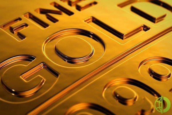 Курс золота: Стоимость драгоценного металла растет