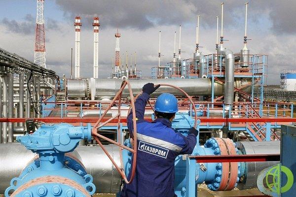 Финансовый рынок: Газпром не стал увеличивать объемы поставок газа в Европу