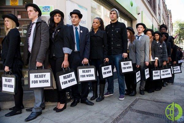 Форекс: В США количество обращений за пособием по безработице снижается