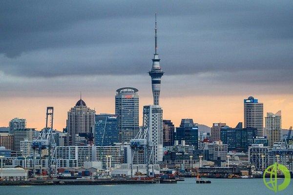 Форекс: В IV квартале инфляция в Новой Зеландии выросла