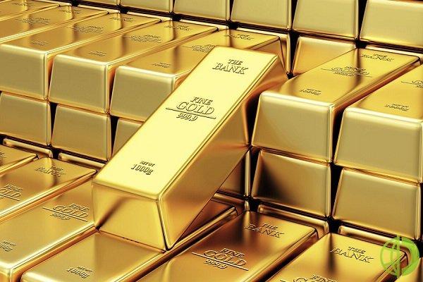 Курс золота: Стоимость драгоценного металла снижается