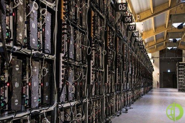 Данное оборудование составляет 1,1% от всей мощности мировой биткоин-сети