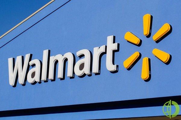 Продажи компании Walmart в США в IV квартале увеличились на 8,6%