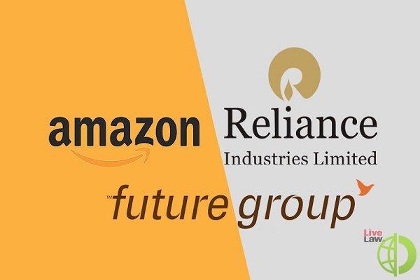 Amazon не желает уступать Reliance какие-либо конкурентные преимущества на рынке с населением более миллиарда человек